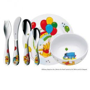 WMF Coffret vaisselle enfants 6 pièces Winnie lOurson