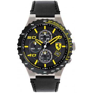 Scuderia Ferrari 0830360 - Montre pour homme Quartz Chronographe