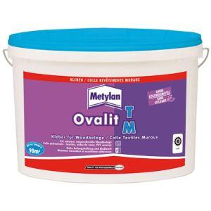 Metylan Ovalit TM - Colle textiles muraux (18 Kg)