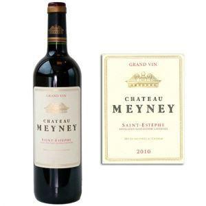Château Meyney 2011 - Vin rouge de Bordeaux (Saint-Estèphe)