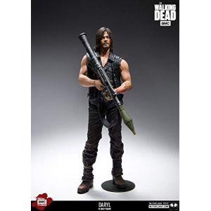 MCFarlane Toys The Walking Dead - Figurine Deluxe Daryl Dixon 25 cm