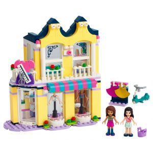 Lego Friends La boutique de mode d'Emma - 41427, Jouets de construction