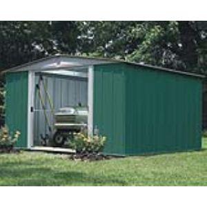 Chalet et Jardin CD101262 - Abri de jardin en acier galvanisé 10,70 m2