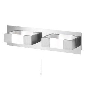 Paul neuhaus 9198-96 - Applique de salle de bain LED Kemos