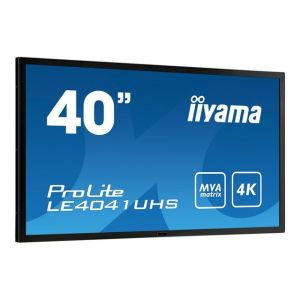 """iiyama ProLite LE4041UHS-B1 - Ecran LED 4K 40"""""""