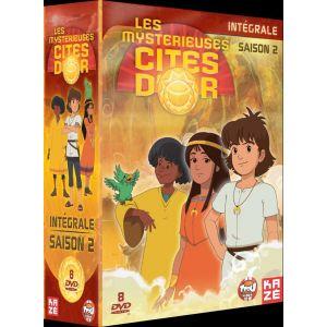 Les Mystérieuses Cités d'Or - Saison 2