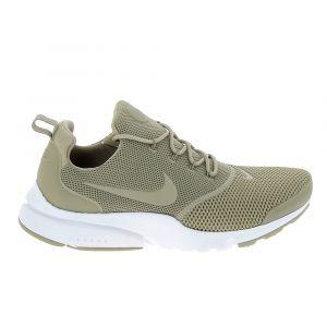 Nike Presto Fly, Chaussures de Gymnastique Homme, Gris (Khaki/Khaki/White 200), 46 EU