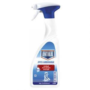 Antikal Anti-calcaire détergent détartrant pour les sanitaires - parfum frais - 750 ml