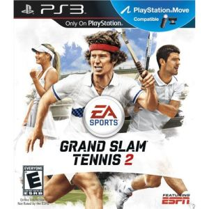 Grand Chelem Tennis 2 (PlayStation Move) [PS3]