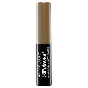 Maybelline Brow Drama Shaping Chalk Augenbrauenpuder - 120 Medium Brown - 2,5 g