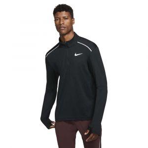 Nike Haut de runningà demi-zip 3.0 pour Homme - Noir - Taille L - Male