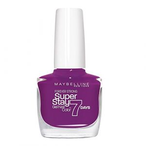 Maybelline SuperStay 7 Days Gel Nail Polish 230 Berry Stain