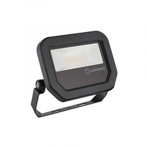 Ledvance Projecteur déclairage LED 10 W 1x LED intégrée N/A FL PFM 10 W 4000 K SYM 100 BK 420885 noir 1 pc(s)
