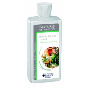 Lampe Berger Parfum Menthe Fraîche au Riad (500 ml)