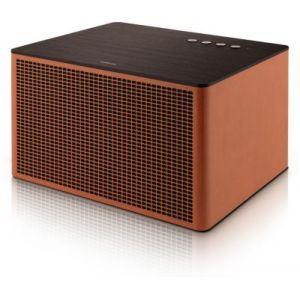 Geneva Enceinte Bluetooth Acoustica Lounge Cognac