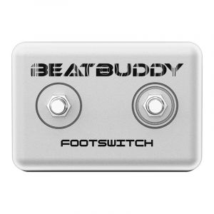 Singular Sound Beatbuddy Footswitch Argenté
