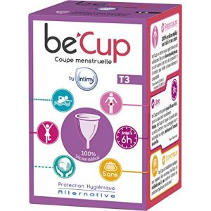 Intima Coupe menstruelle taille 3 - Be'Cup
