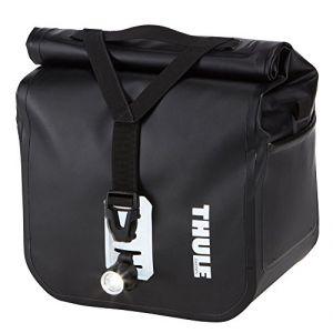Thule Shield - Sac porte-bagages - avec support noir Sacoches de guidon