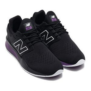 New Balance Chaussures 247 V2 Lifestyle Noir/Violet Taille: 41.5