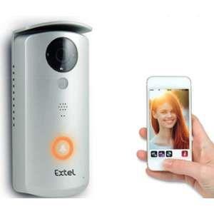 Extel VISIO SMART Visiophone sans fil WiFi avec commande serrure et portail a distance