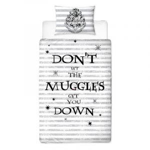 Character World Harry Potter Spell Duvet Set - Single
