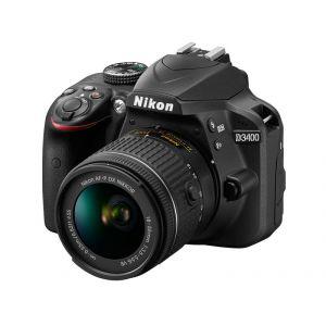 Nikon D3400 (avec objectif 18-55mm)