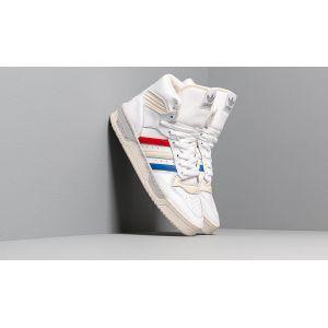 Adidas Baskets montantes Rivalry en cuir Blanc Originals