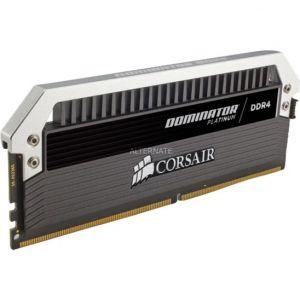 Corsair CMD16GX4M4B2133C10 - Barrette mémoire Dominator Platinum 16 Go (4x 4 Go) DDR4 2133 MHz CL14