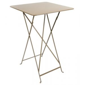 Fermob Bistro - Table pliante mange-debout 71 x 71 x 105 cm