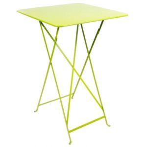 Fermob Bistro - Table pliante mange-debout 71 x 71 x 105 cm 74d6de996d73