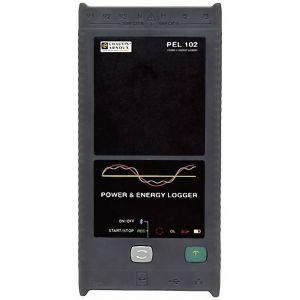 Chauvin Arnoux Enregistreur de puissance et d'énergie avec capteurs de courant PEL102+