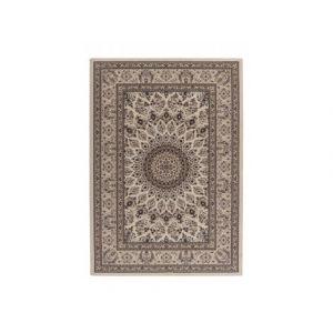 Lalee Tapis oriental créme pour salon Kairouan - Couleur - Créme, Taille - 80 x 150 cm