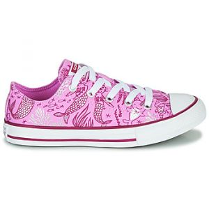 Converse Chaussures enfant Chuck Taylor All Star Underwater Party rose - Taille 36,37,38,27,28,29,30,31,32,33,34,35