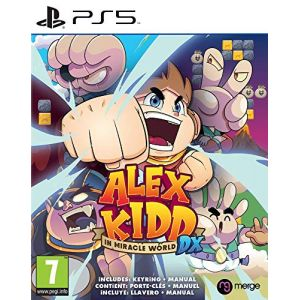 Alex Kidd in Miracle World DX (PS5) [PS5]