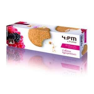Protifast Biscuits protéinés aux fruits rouges