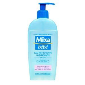 Mixa bébé Eau nettoyante hydratante (2 x 250 ml)