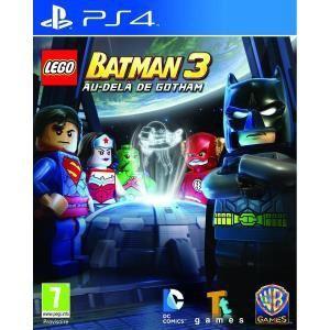 LEGO Batman 3 : Au-delà de Gotham [PS4]