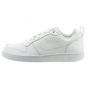 Nike Chaussures COURT BOROUGH LOW WHITE WHITE