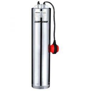 Campeon Pompe à eau immergée turbines en inox iCOMPACT_66/5000 - 230 V 1100 W - 9432 - MOTORES