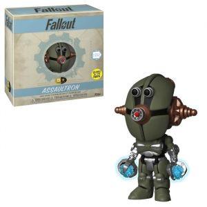 Funko Mini-figurines - Fallout Figurine Vinyl 5 Star Assaultron 8 cm