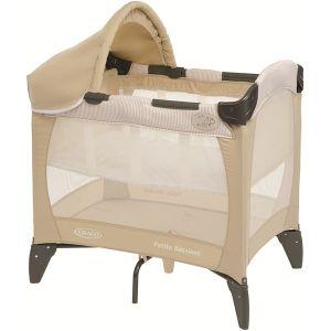 graco petit bassinet lit parapluie 81 x 64 cm comparer avec. Black Bedroom Furniture Sets. Home Design Ideas