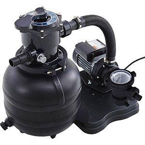 Abak PSC068 - Filtre à sable vanne 6 voies 8 m3/h