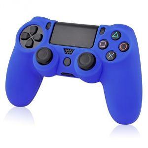 Insten Coque en silicone souple pour manette PS4