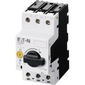 Eaton Disjoncteur moteur triphasé magnétothermique PKZM0 réglable 6,3 à 10A