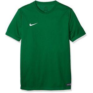 Nike Park VI - Maillot - Mixte Enfant - Vert (Pine Green/White) - Taille: M