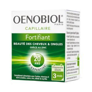 Oenobiol Sublimateur - Beauté des cheveux et ongles 180 comprimés