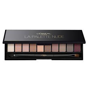 L'Oréal Palette Ombre à Paupières - La Palette Nude - 01: Rosé - 7 gr