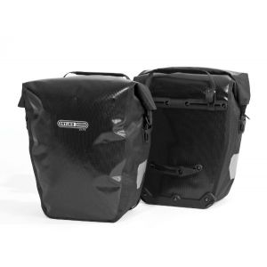 Ortlieb City Back-Roller Paire de sacoches de vélo Noir 42 x 23/32 x 17 cm