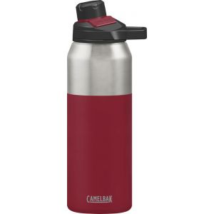 Camelbak Chute Mag Vacuum Insulated Stainless Bottle 1000ml, cardinal Bouteilles sans BPA