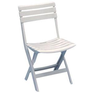 Progarden Chaise de jardin pliante Birki en polypropylène
